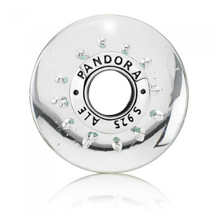 Pandora Beads Murano Glass Mint Glitter Charm Jewelry Deutschland Pandora Beads