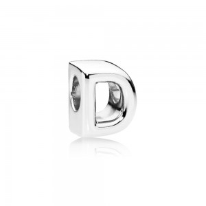 Pandora Charm Letter D Jewelry