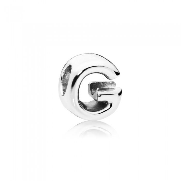 Pandora Charm Letter G Jewelry
