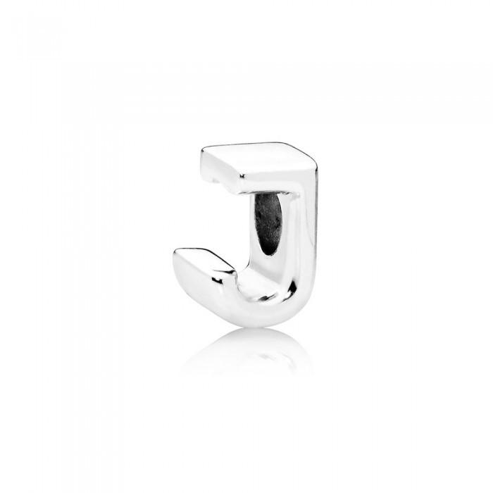 Pandora Charm Letter J Jewelry