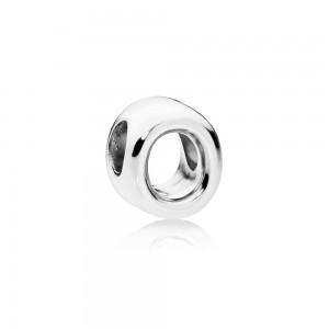 Pandora Charm Letter O Jewelry
