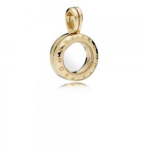 Pandora Charm Locket Dangle Shine Jewelry