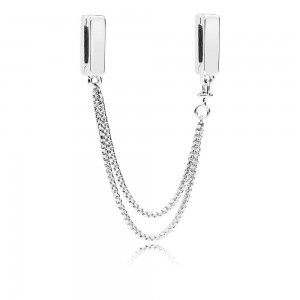 Pandora Charm Reflexions Floating Chains Safety Chain Jewelry
