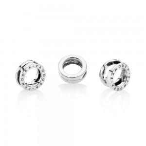 Pandora Charm Reflexions Logo Clip Jewelry