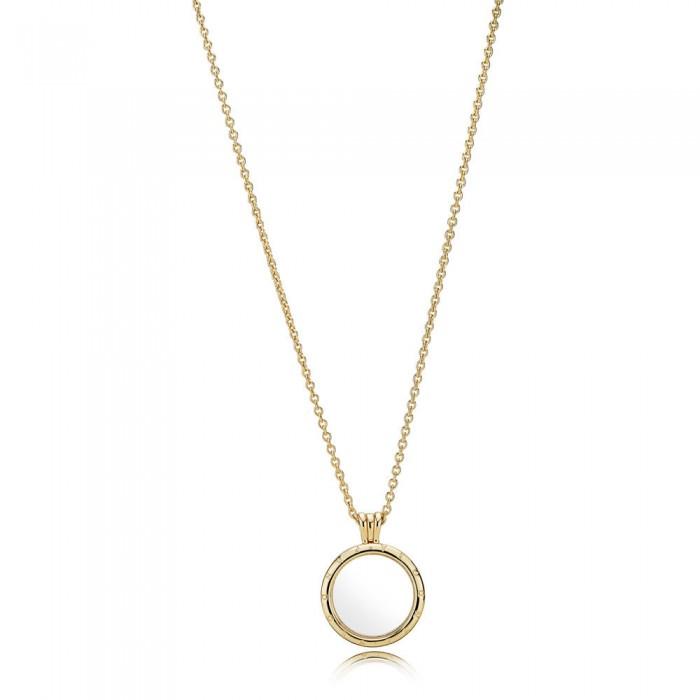 Pandora Necklace Floating Locket Shine Jewelry