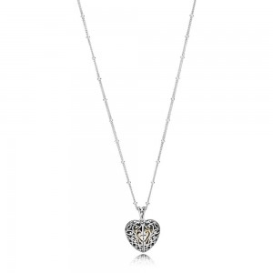 Pandora Necklace Gate of Love Jewelry