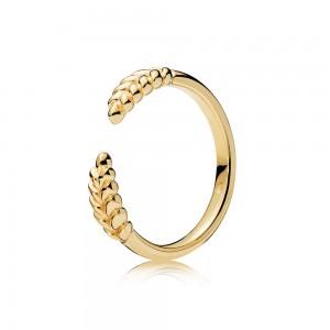 Pandora Ring Open Grains Shine Jewelry