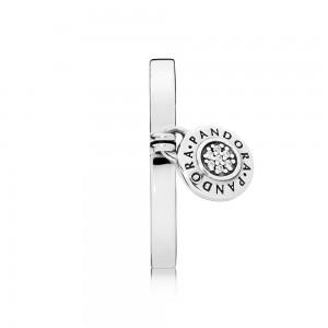 Pandora Ring Signature Clear CZ Jewelry