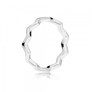 Pandora Ring Timeless Zigzag Jewelry