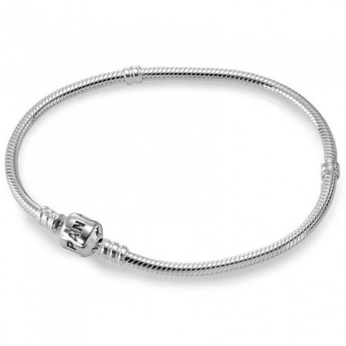 Pandora Bracelet Crystallised Snowflake Christmas Complete Pave CZ Jewelry