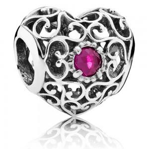 Pandora Bracelet July Birthstone Birthstone Complete Jewelry