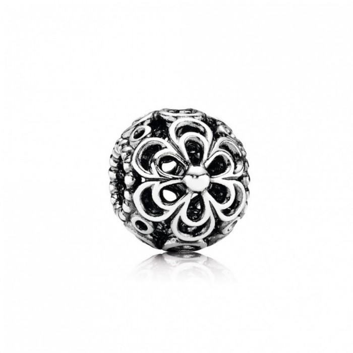 Pandora Charm Picking Daisies Flower Jewelry