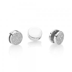 Pandora Charm Reflexions Dazzling Elegance Clip Clear CZ Jewelry