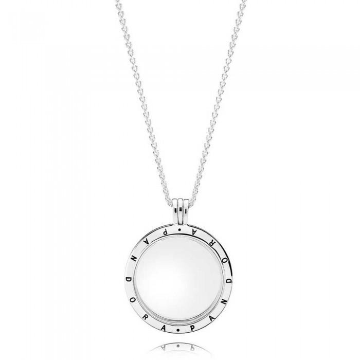 Pandora Necklace Petite Memories Floating Locket Jewelry