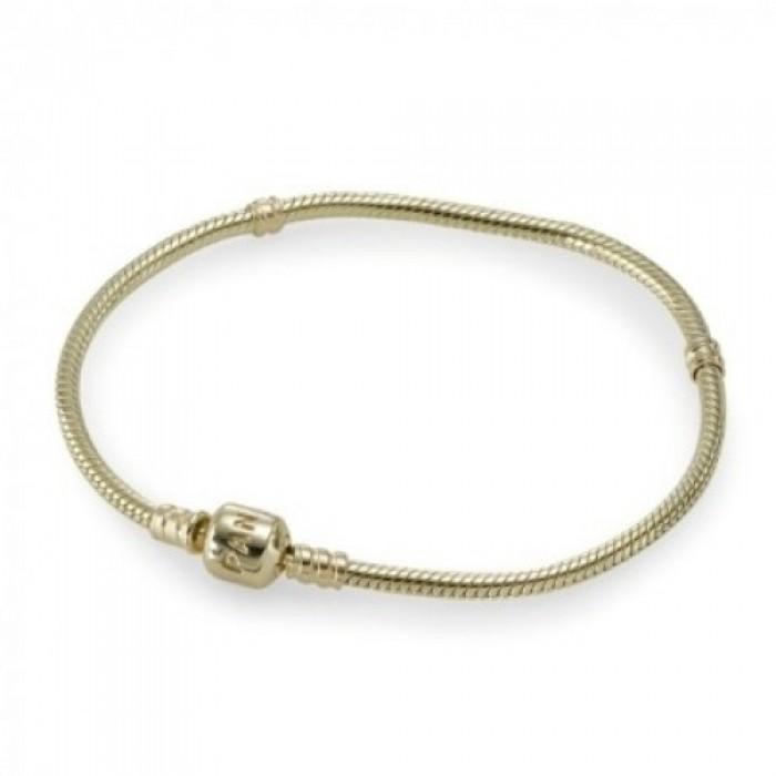 Pandora Bracelet 14 Carat Gold Jewelry