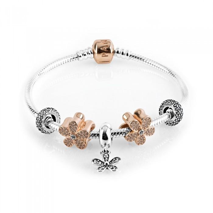 Pandora Rose Gold Usa Sale Outlet Online 100 High Quality