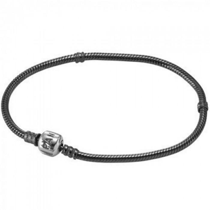 Pandora Bracelet Silver Oxidised Jewelry