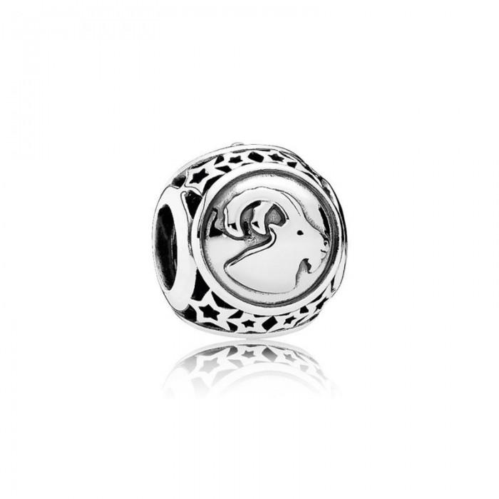 Pandora Charm Capricorn Star Sign Jewelry