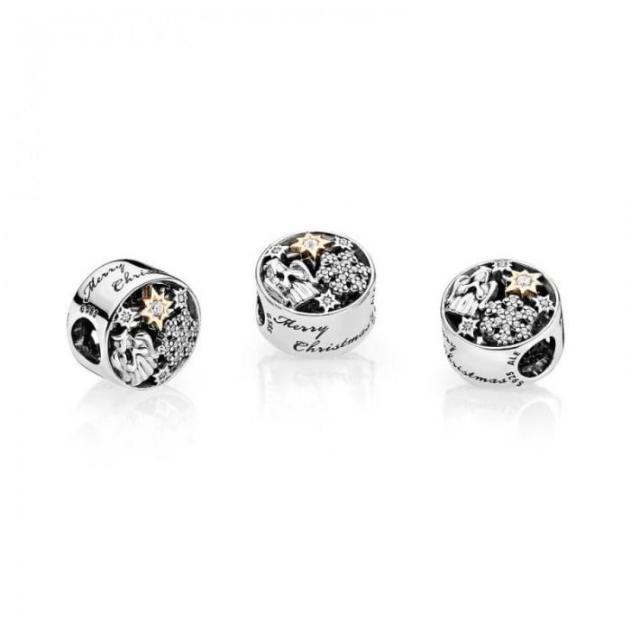 Pandora Charm Celestial Wonders Clear CZ Jewelry