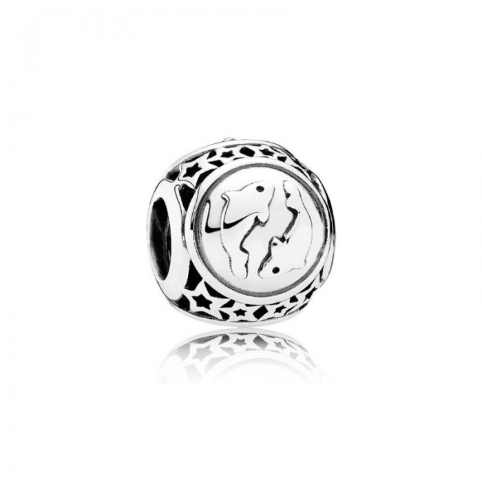 Pandora Charm Pisces Star Sign Jewelry