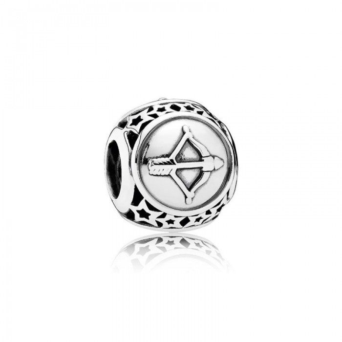 Pandora Charm Sagittarius Star Sign Jewelry