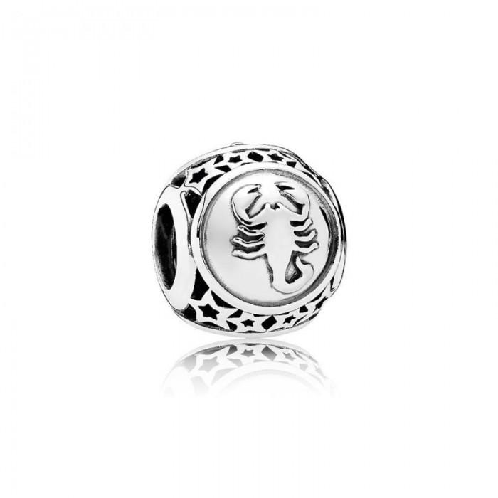 Pandora Charm Scorpio Star Sign Jewelry