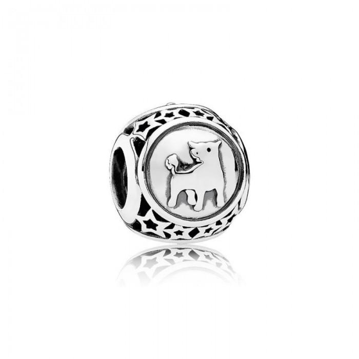 Pandora Charm Taurus Star Sign Jewelry