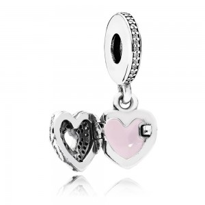 Pandora Charm Majestic Flight Angels Pave CZ Jewelry