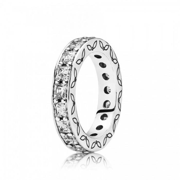 Pandora Ring Eternity Sterling Silver Jewelry