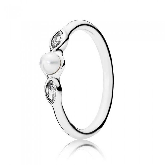 Pandora Ring Luminous Leaves Jewelry