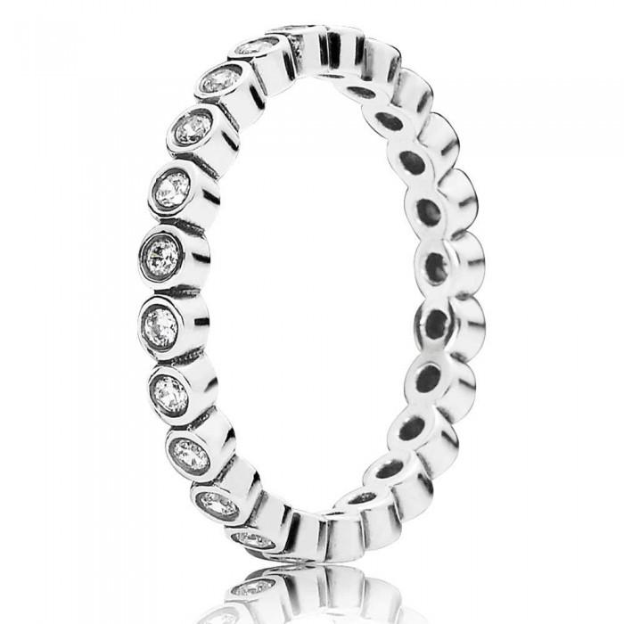 Pandora Ring Small Round Eternity Jewelry
