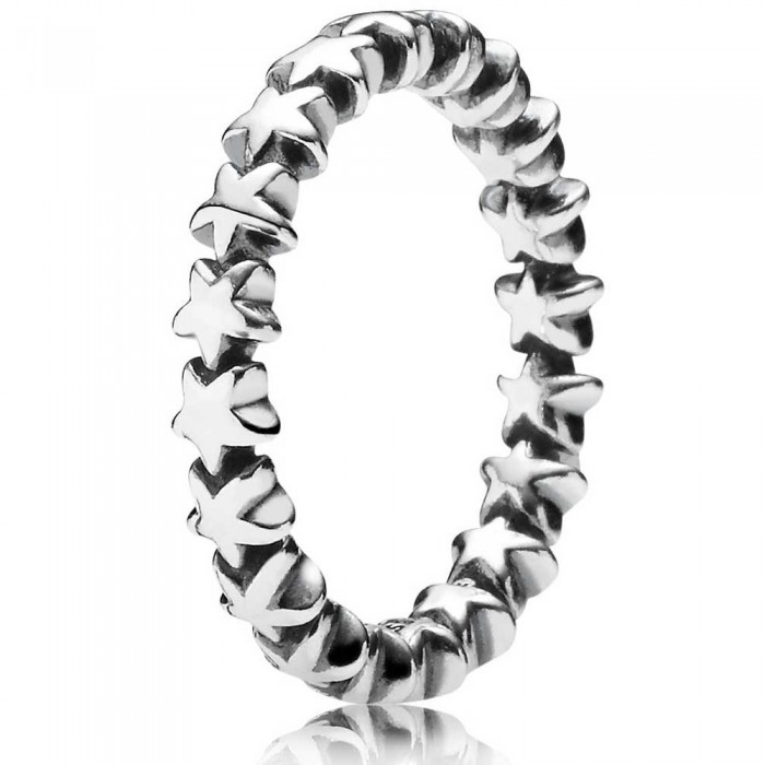 Pandora Ring Starry Night Stars Jewelry
